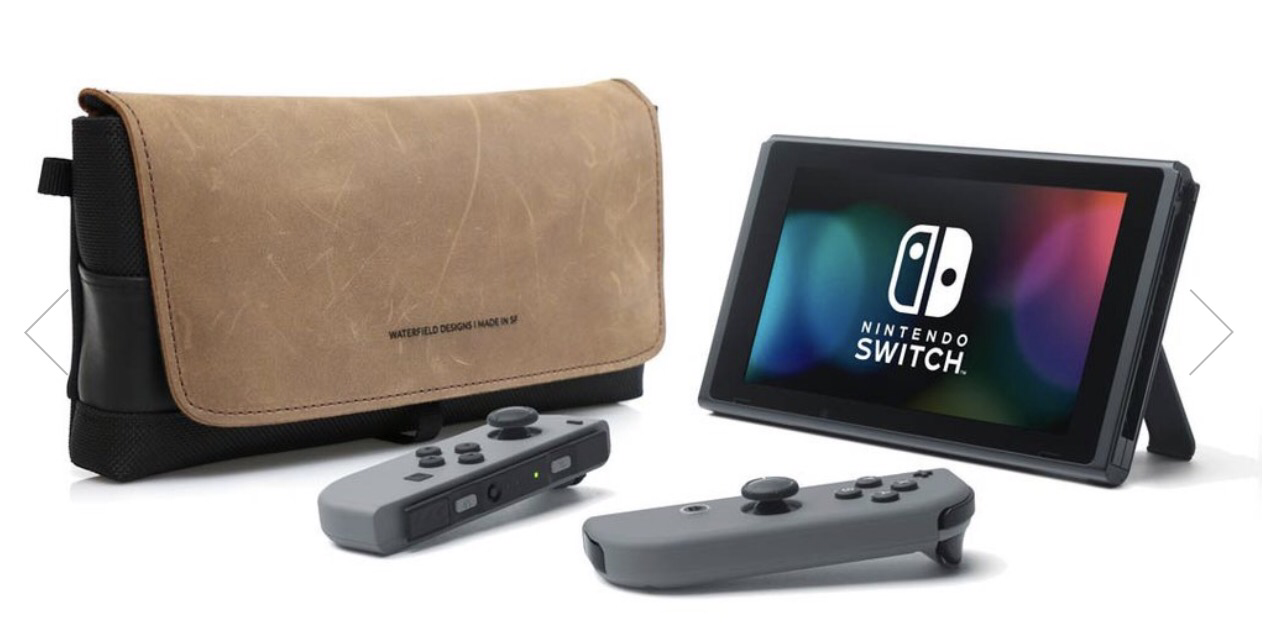 SF Nintendo Switch Bag