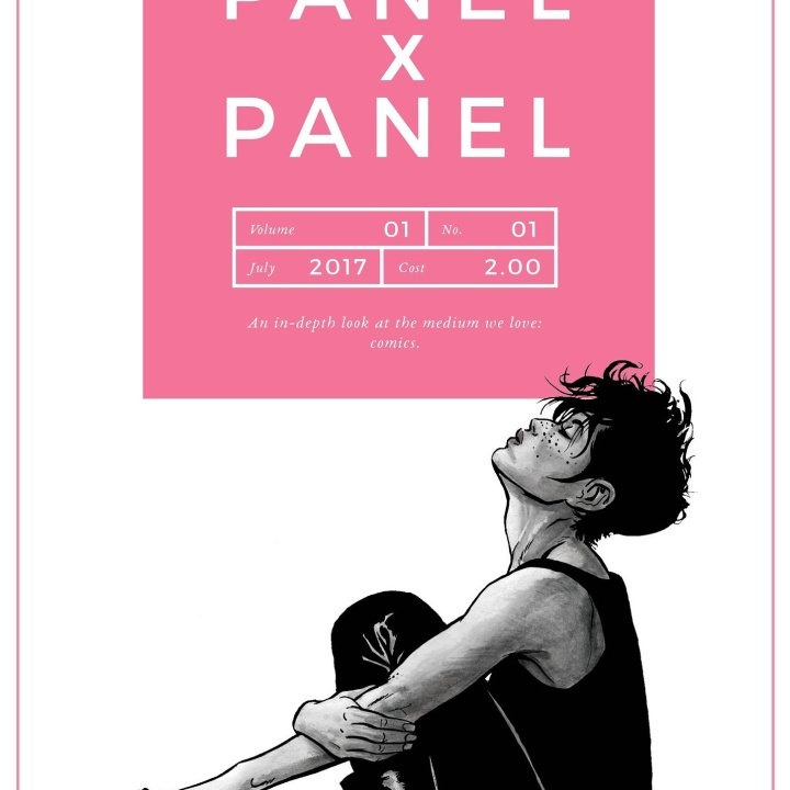 Announcement: PanelxPanel Vol.1 No.1