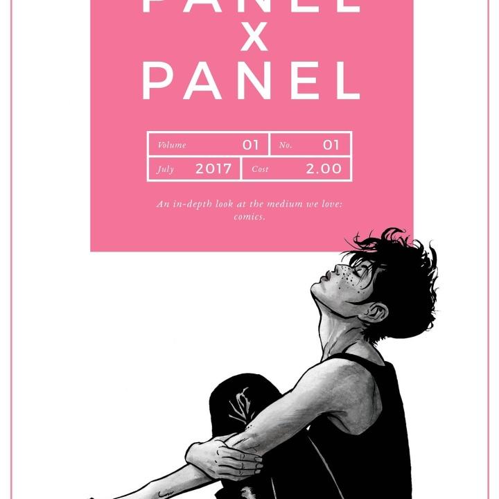 Announcement: PanelxPanel Vol.1No.1