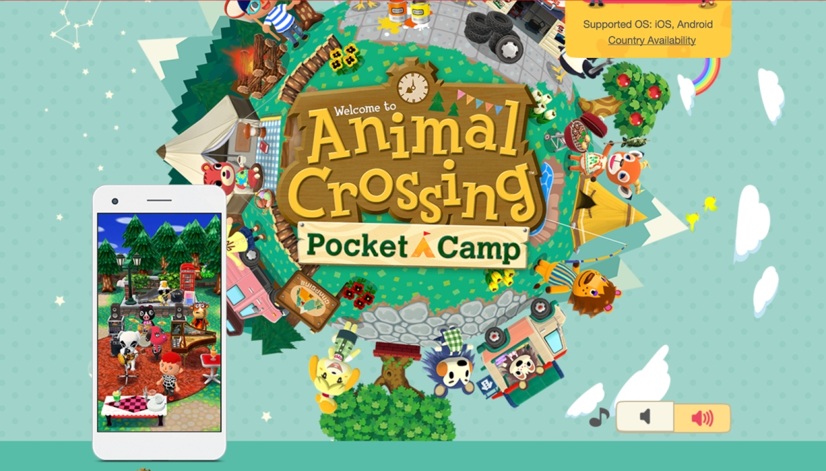 Animal Crossing : Pocket CampReview