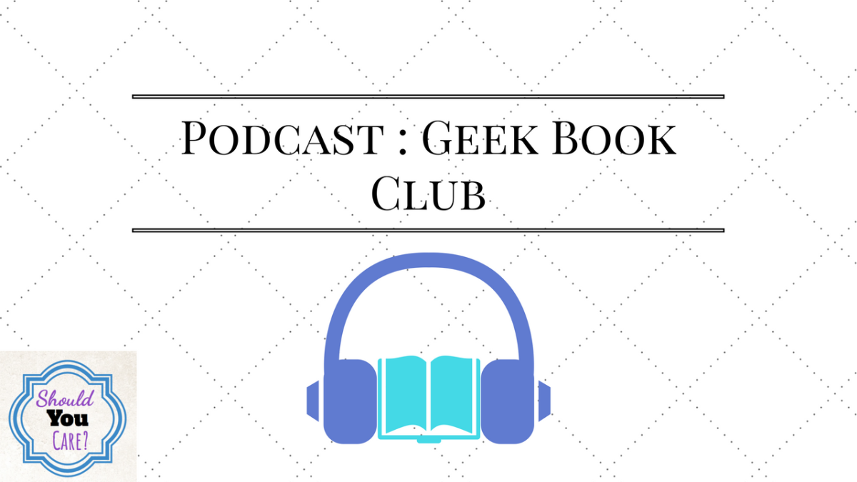 Geek Book Club Podcast: Hitchhikers Guide to theGalaxy