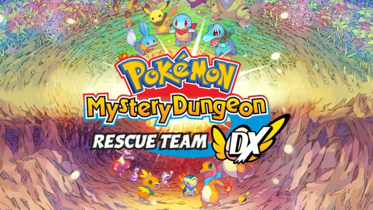Pokémon Mystery Dungeon Rescue Team DX –Review